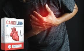 Cardiline - recenzia - cena- kupit