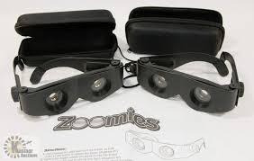 Glasses Binoculars ZOOMIES - recenzie - na forum - modry konik - skusenosti