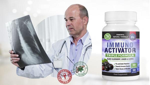 Immuno Activator - web výrobcu - kde kúpiť - lekaren - dr max - na heureka