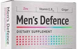 Mens defence - ako pouziva - recenzia - davkovanie - navod na pouzitie