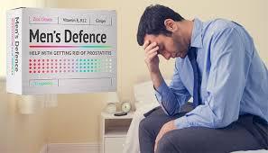 Mens defence  - kde kúpiť -  web výrobcu? - lekaren - dr max - na heureka